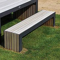 Скамейка садовая в стиле LOFT (NS-970001710)