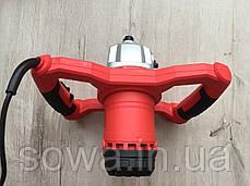 ✔️ Миксер строительный MAX - MXM24-2 ( 2400 Вт, М12 - Резьба ), фото 2