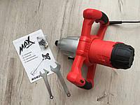 ✔️ Будівельний міксер MAX - MXM24-2 ( 2400 Вт, М12 - Різьблення )