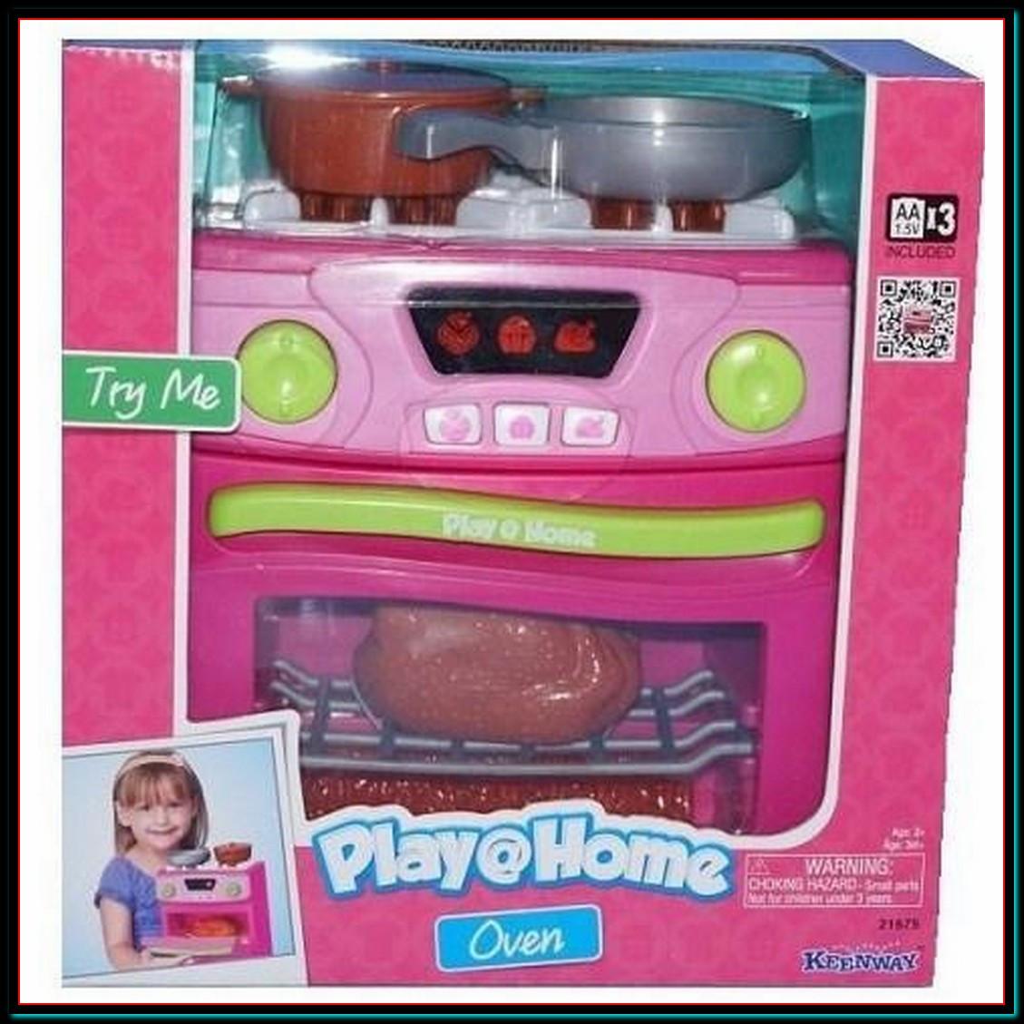 Детская игрушечная плита keenway 21675