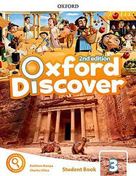 Oxford Discover 3 Student Book Pack