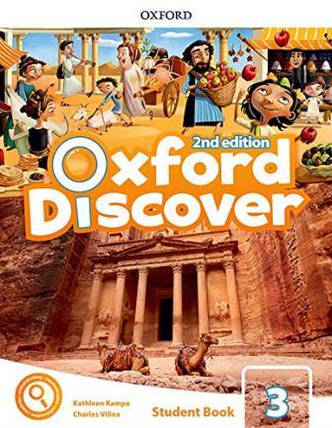 Oxford Discover 3 Student Book Pack, фото 2
