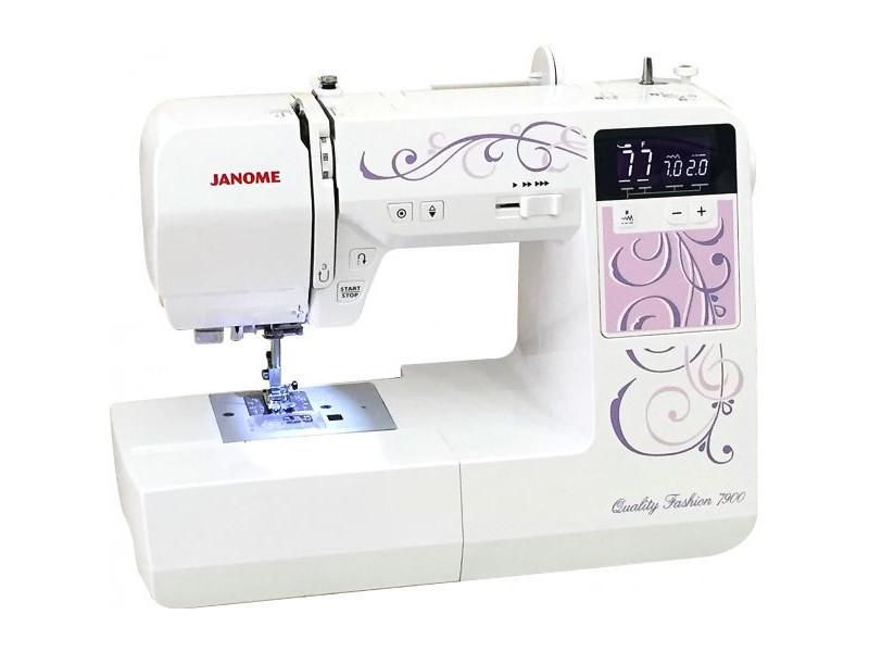 Швейна машина Janome Fashion Quality 7900