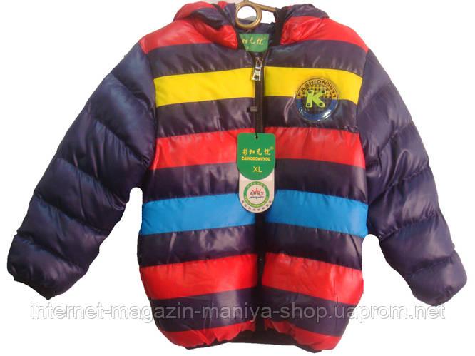 Детская куртка унисекс