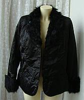 Куртка женская теплая демисезонная Giani Forte р.50-52, фото 1