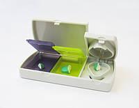 Таблетницы обычные и с таймером, звуковым сигналом, с делителем помогают упорядочить прием лекарств, витаминов и БАДов.