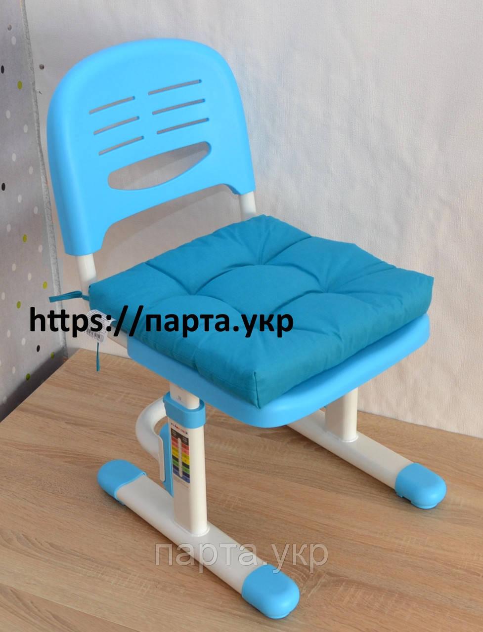 Детский стульчик РАСТУЩИЙ + подушка 100% хлопок