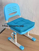 Детский стульчик РАСТУЩИЙ + подушка 100% хлопок, фото 1