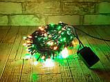 Новогодняя гирлянда светодиодная мультиколор LED 300, фото 7