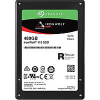 "SSD  480GB Seagate IronWolf 110 2.5"" SATAIII 3D TLC (ZA480NM10011)"