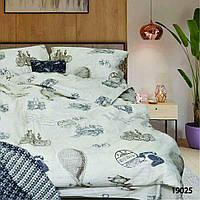 Комплект постельного белья двуспальный Вилюта ранфорс 19025