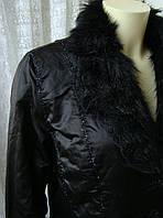 Куртка женская теплая демисезонная Giani Forte р.48-50