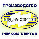 Комплект прокладок газопровода (паук) автомобиль ГАЗ-53 (прокладка резина), фото 3