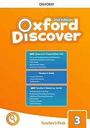 Oxford Discover 3 Teacher's Pack