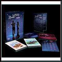 Настольная карточная играLove-фанты Romantic Bombat 800095 (возраст 18+)