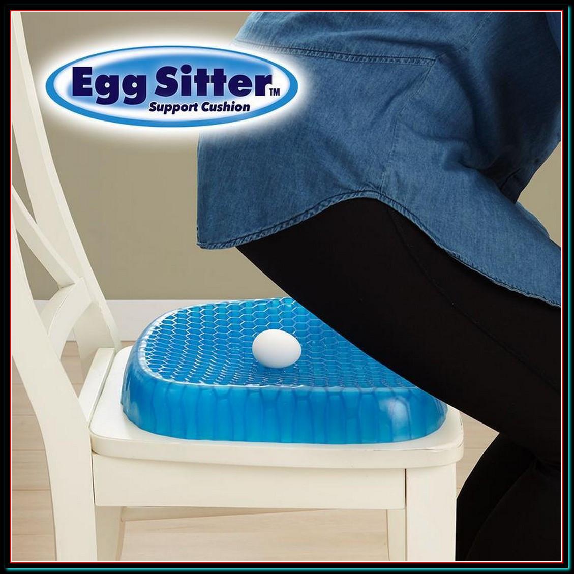 Ортопедическая подушка Egg Sitter+ чехол