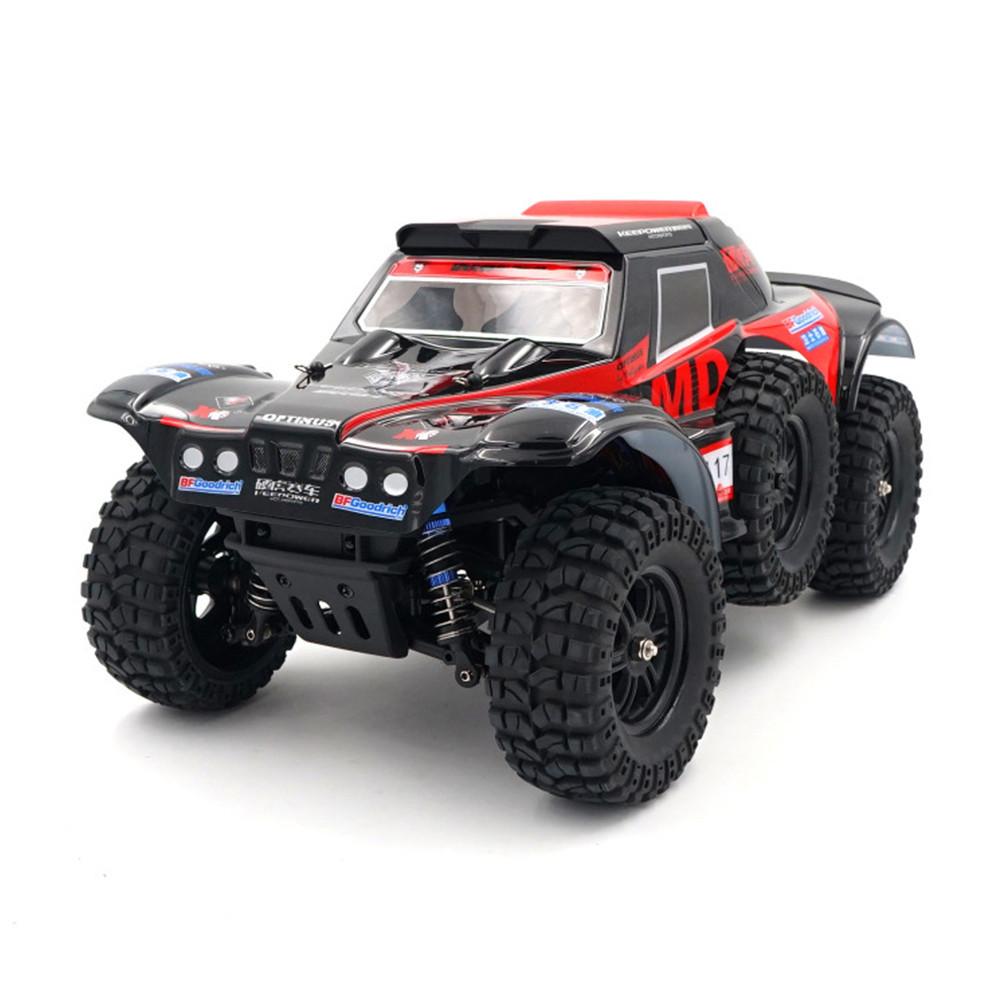 Wltoys1240121/122.4G4WD60 км / ч Rally Rc Авто Электрический багги Гусеничный внедорожник RTR Toy - 1TopShop