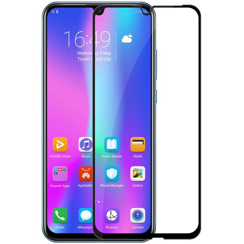 NILLKINCP+MAX3DЗащитная пленка для экрана из закаленного стекла с защитой от взрыва для Huawei Honor10Lite/HuaweiP Smart (2019) - 1TopShop