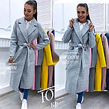 Пальто женское демисезонное 42-44; 46-48; 50-52, фото 3