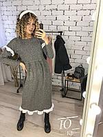 Платье женское букле 42-46, фото 1