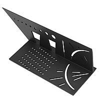 3D Деревообработка 45 ° / 90 ° Угол Измерения Алюминиевого Сплава Квадратный Размер Мера Инструмент Калибр Линейка Для Сверления-1TopShop