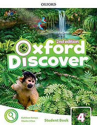 Oxford Discover 4 Student Book Pack