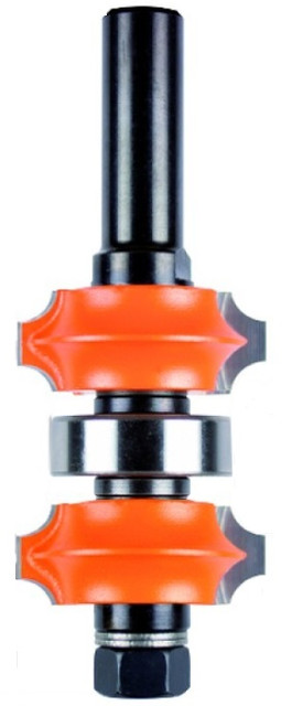 Фрезы кромочные калёвочные регулируемые (фасочные комбинированные радиусные)