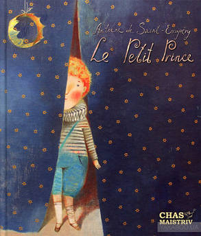 Exupéry Le Petit Prince(Маленький принц, франц.мовою)