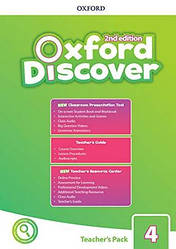 Oxford Discover 4 Teacher's Pack