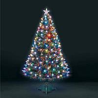 Светодиодные елки: какие бывают