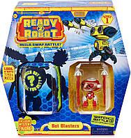 Ігровий набір сюрприз Ready2Robot Bot Blasters Style 2 MGA, фото 1
