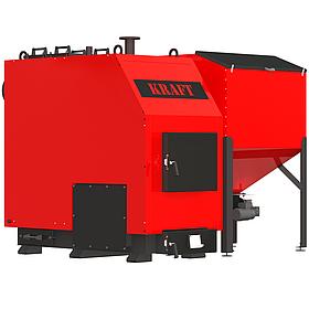 Пеллетные промышленные котлы KRAFT PROM VR мощностью 97 кВт