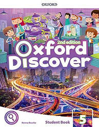 Oxford Discover 5 Student Book Pack