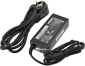 Блок питания для ноутбуков HP 18.5V 3.5A 65W 7.4x5.0 + кабель питания (0312)