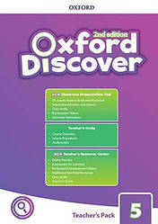 Oxford Discover 5 Teacher's Pack