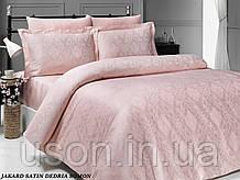 Комплект  постельного белья сатин жаккард TM LaRomano Dedria Somon