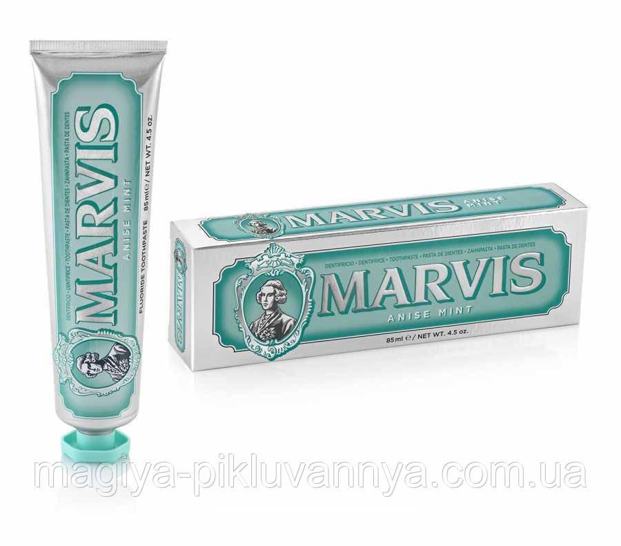 Зубная паста  Marvis Anise Mint Toothpaste, 85 мл