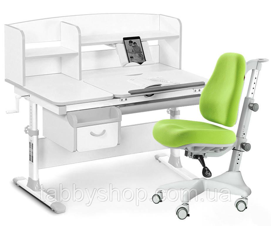 Комплект парта Evo-kids Evo-50 G + кресло Y-528 KZ