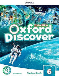 Oxford Discover 6 Student Book Pack