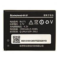 Аккумулятор Lenovo BL171 для A319 A356 A358 A368 A370E A376 A390 A390T A500 A50 A60 A65 оригинал AAA