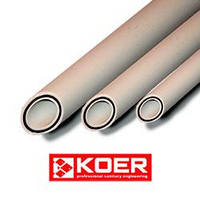KOER труба Basalt D25 базальт.волокно