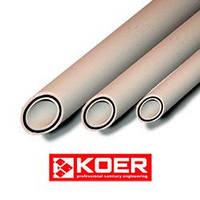 KOER труба Basalt D32 базальт.волокно