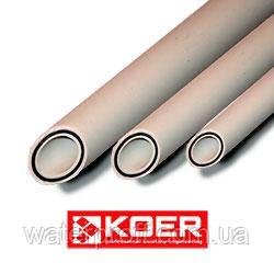 KOER труба Basalt D40 базальт.волокно