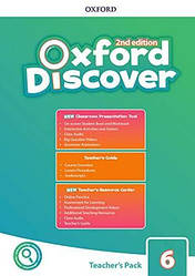 Oxford Discover 6 Teacher's Pack