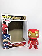 Коллекционная фигурка Железный человек POP Hero (Iron Man)