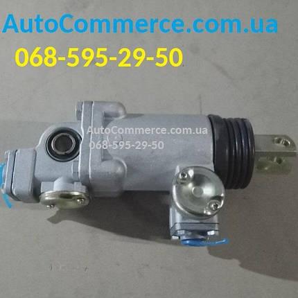 Цилиндр переключения передач КПП HOWO, ХОВО (ZF 0750132019), фото 2