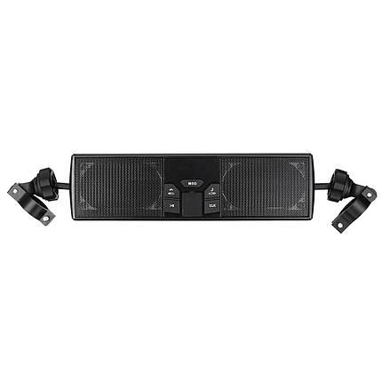 Водонепроницаемый мотоцикл MP3 USB FM Радио Аудио стерео LED Динамик с функцией Bluetooth Электрик Скутер Велосипед Универсальный - 1TopShop, фото 2