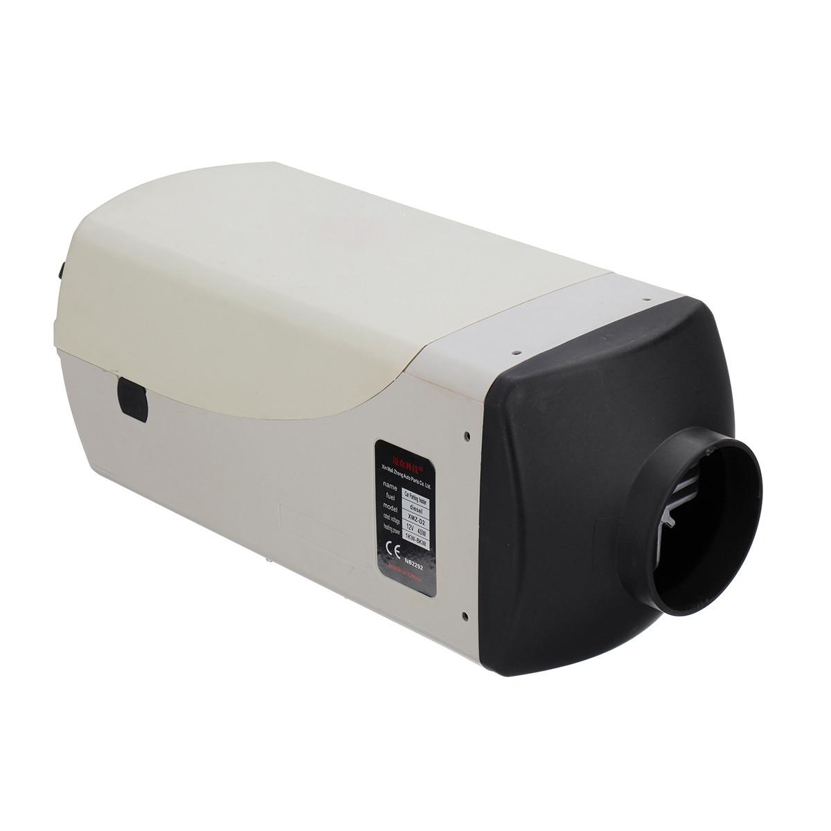 Дизель Air Parking Нагреватель 12V 8KW С Дистанционное Управление LCD Монитор Для прицепа Авто RV Лодка - 1TopShop