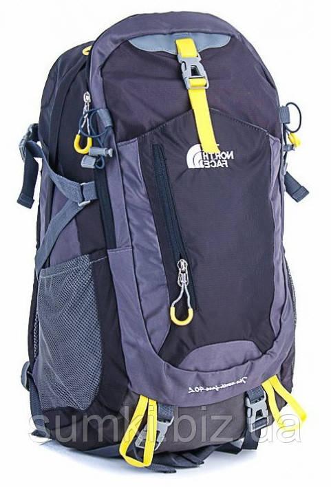 Рюкзак The North Face , 40 L туристический, трекинговый