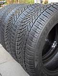 Шины б/у 205/55 R16 Dunlop SP Winter Sport 3D, ЗИМА, 6 мм, комплект, фото 2